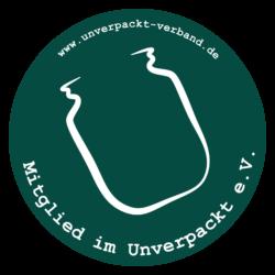 Unverpackt eV Logo