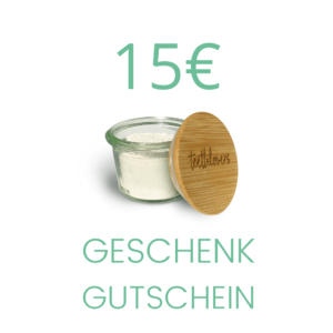 15€ teethlovers Geschenkgutschein